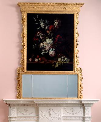 Trumeau, Presented by Princess Elizabeth of the United Kingdom