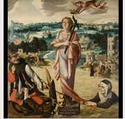 The Triumph of Faith (or Allegory of Patience as a Christian Virtue)