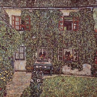 Foresters House in Weissenbach II (Garden)